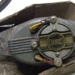 6 Volt Wiper motor