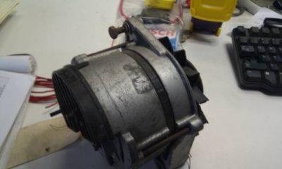 Bosch Alternator HR HD