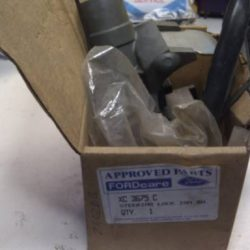 For XE Ignition lock and switch