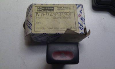 N14 cPulsar Hazard Switch
