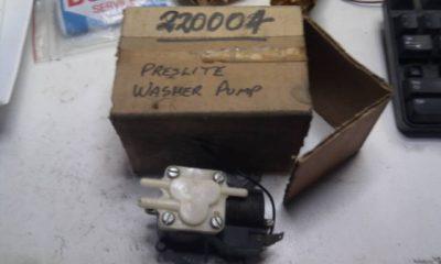 Prestolite Washer Pump