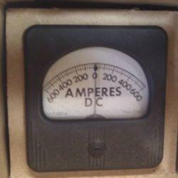 Simpson Ammeter 660AMP