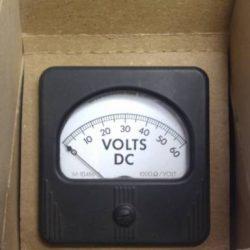 Simpson Volt Meter 60V