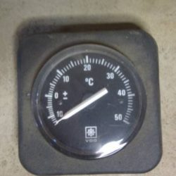 VDO Marine Temperature gauge