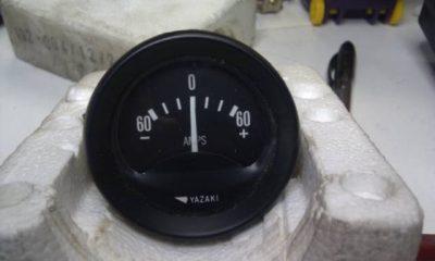 Yazaki Ammeter 60A